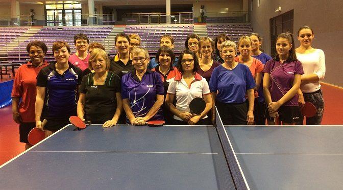 Compte-rendu 3ème stage féminin de la saison 2016 – 2017