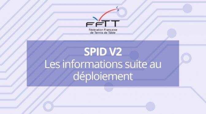 SPID V2 fiches pratiques